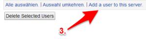 In Virtualmin eine Mailbox erstellen - 2